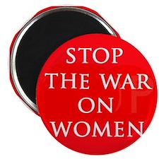 stopthewaronwomen 2 Magnet