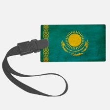 Kazakhstantex3tex3-paint Luggage Tag
