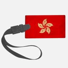 Hong Kongtex3tex3-paint Luggage Tag
