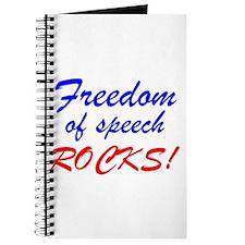 Freedom of Speech Rocks! Journal