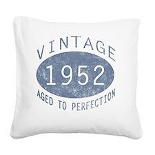 VinBlue1952 Square Canvas Pillow