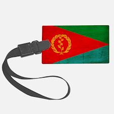 Eritreatex3tex3-paint Luggage Tag