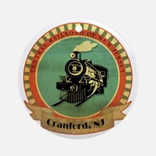 CNJ- Cranford copy Round Ornament