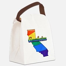 Anaheim Canvas Lunch Bag