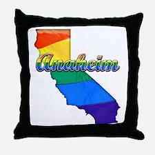 Anaheim Throw Pillow