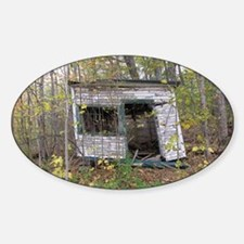 Old Shack Decal