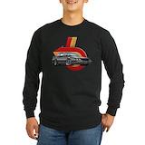 Buick grand national Long Sleeve T-shirts (Dark)