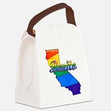 Benito Canvas Lunch Bag