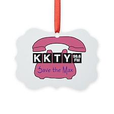 saveTheMax_tshirt Ornament