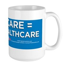 MedicareIsGovtHealthcare Mug