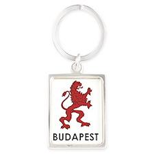 budapest3 Portrait Keychain