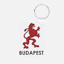 budapest3 Keychains