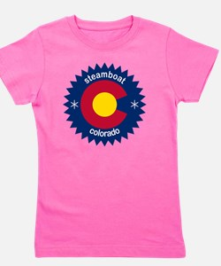 steamboat Girl's Tee