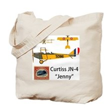JennyArmyFront Tote Bag