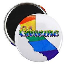 Chrome Magnet