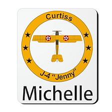 JennyMichelle Mousepad
