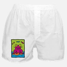 Peace Frog Boxer Shorts