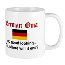 Good Looking German Oma Mug