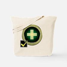 Healer2 Tote Bag