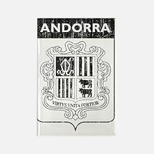 andorra6 Rectangle Magnet