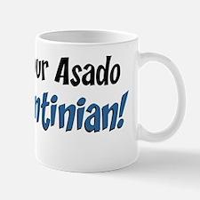 Bet Your Asado Argentinian Mug