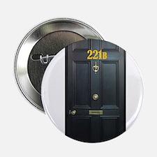 """221B Door 2.25"""" Button"""