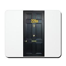 221B Door Mousepad