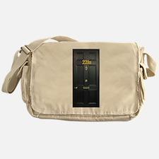 221B Door Messenger Bag
