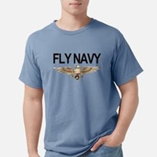 Fly Navy Wings T-Shirt