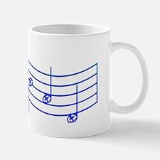 Rues Whistle Electric Blue Mug
