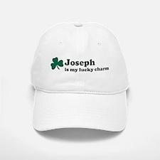 Joseph is my lucky charm Baseball Baseball Cap