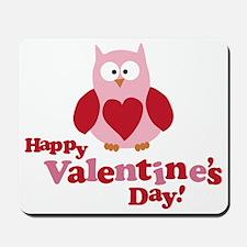 valentinesowl Mousepad