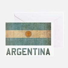 argentina5 Greeting Card