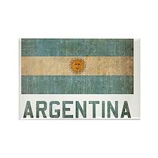 argentina5 Rectangle Magnet