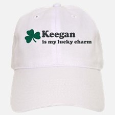 Keegan is my lucky charm Baseball Baseball Cap