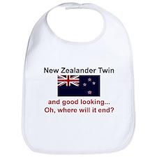 New Zealand Twin-Good Lkg Bib