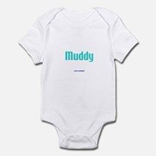 Muddy Infant Bodysuit