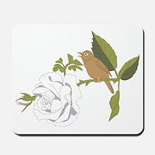 nightingale2 Mousepad