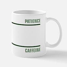 tech support - dark Mug