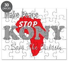 KONY Peace 2 Puzzle