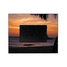 Aruba Sunset Sail-10 Picture Frame