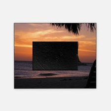 Aruba Sunset Sail-10 Picture Frame