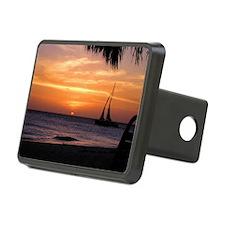 Aruba Sunset Sail-10 Hitch Cover