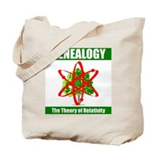 Gen.theory of relativity Tote Bag