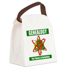 Gen.theory of relativity Canvas Lunch Bag