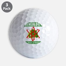 Gen.theory of relativity Golf Ball