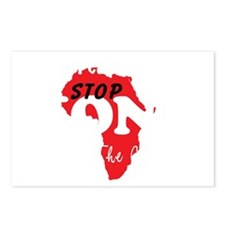 KONY Peace 3 Postcards (Package of 8)