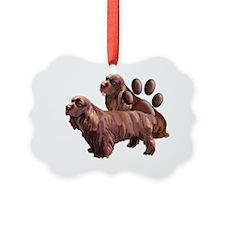 sussex_spaniel2 Ornament