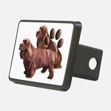 sussex_spaniel2 Hitch Cover