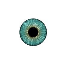Weird Eye Mini Button